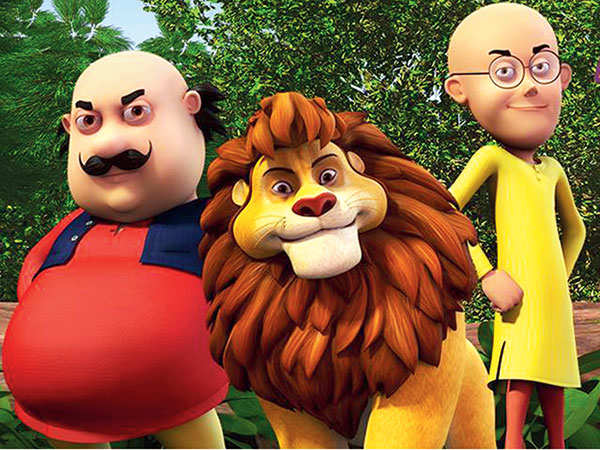 Motu Patlu In Real Life In Hindi Haircolorchalk