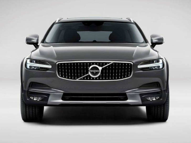 Volvo Volvo Cars Of The Future Will Talk To Each Other Times Of