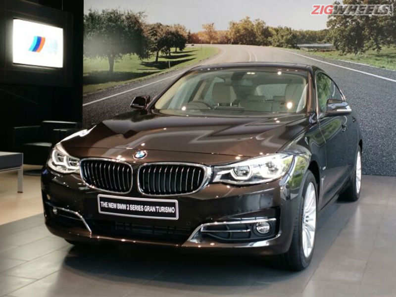 bmw 3 series bmw 3gt gets a facelift at rs 43 3 lakh times of india. Black Bedroom Furniture Sets. Home Design Ideas