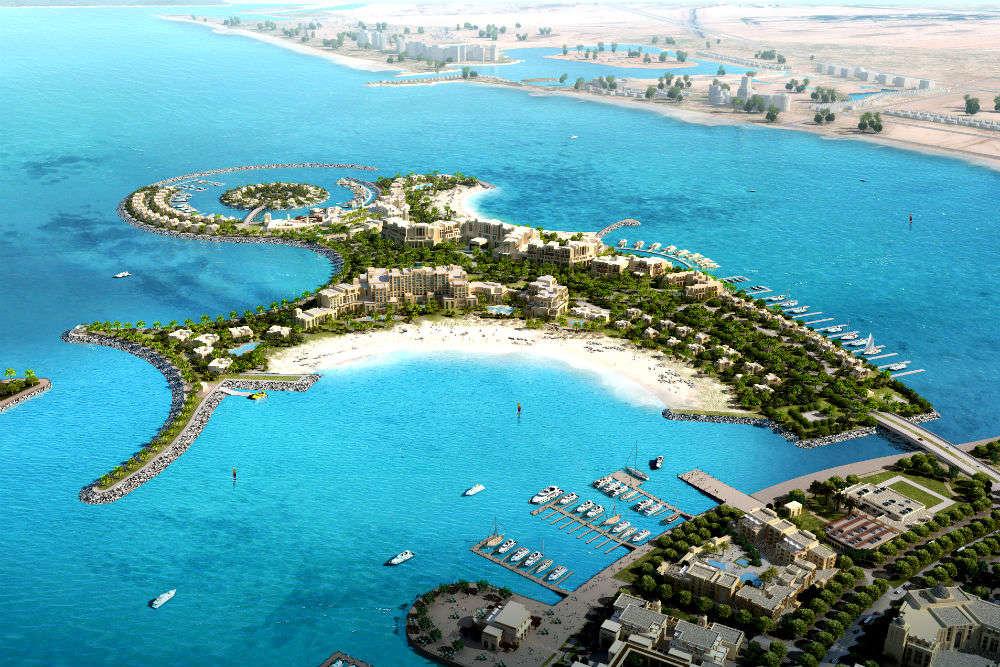 Things to do in Al Marjan Island