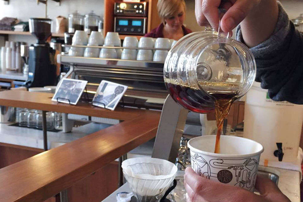Sightglass Coffee Bar and Roastery