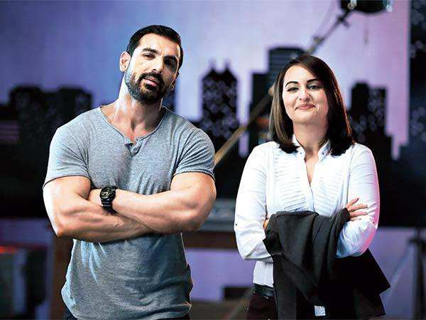 Force 2 Movie Review John Abraham Is Intense And Impressive The