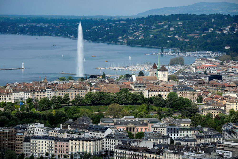 A traveller's guide to Geneva