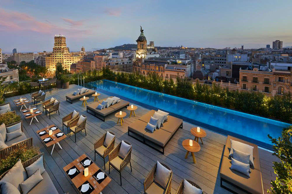 10 luxury hotels in Barcelona to experience royalty