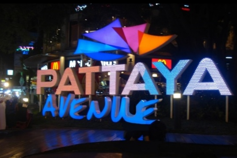 Pattaya Avenue