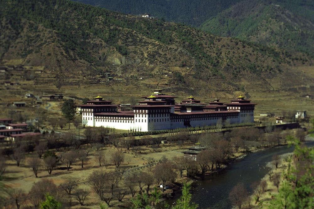 Tashichoo Dzong