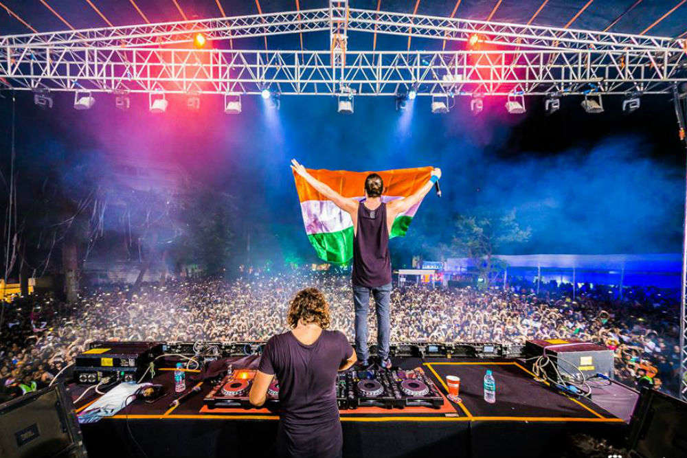 Goa Sunburn Fest 2016 is special, but it's not in Goa!