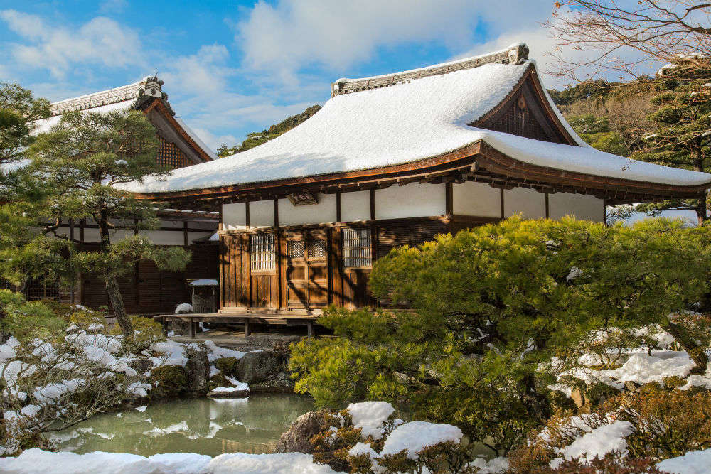 Japan's temples of old