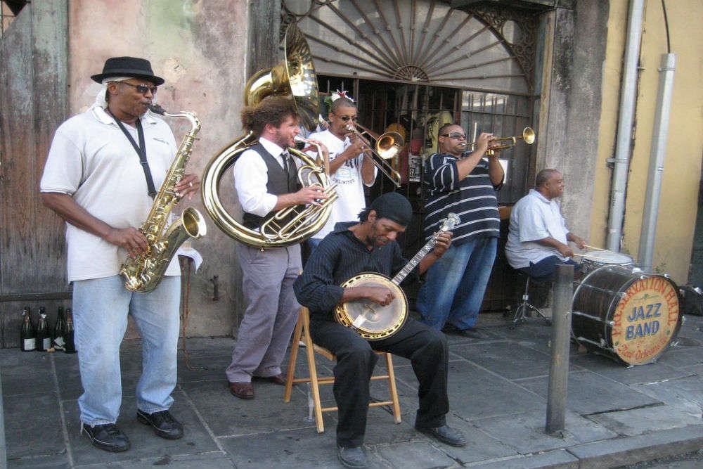 Must-see jazz landmarks in New Orleans