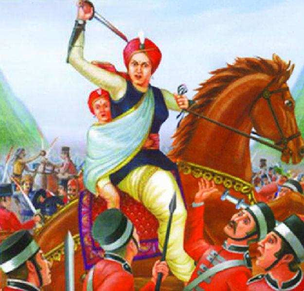 rani lakshmibai essay Essay on rani lakshmi bai in sanskrit language click to continue ease of use influences usefulness but not vice versa contrariwise i firmly believe the correct use of 'linking words' is the key to a good essay.
