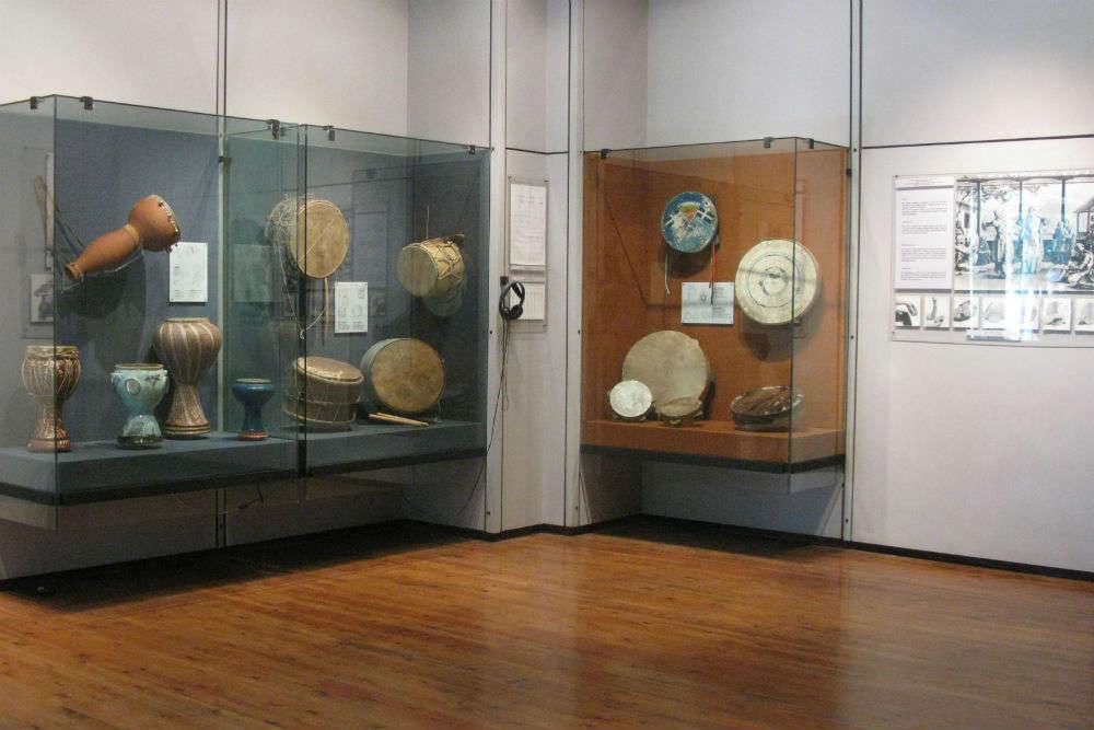 Museum of Greek Popular Instruments