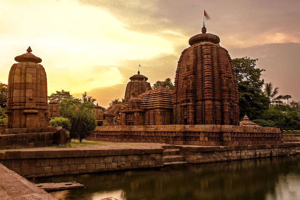 48 hours in Bhubaneshwar