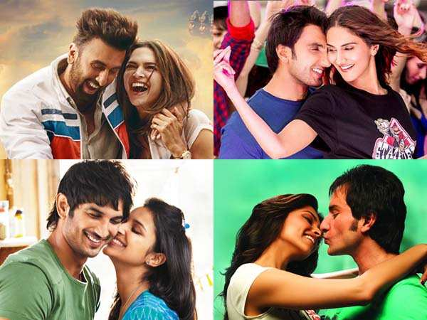 Cinema How The Concept Of Love Stories Has Evolved Over The Years Hindi Movie News Times Of India
