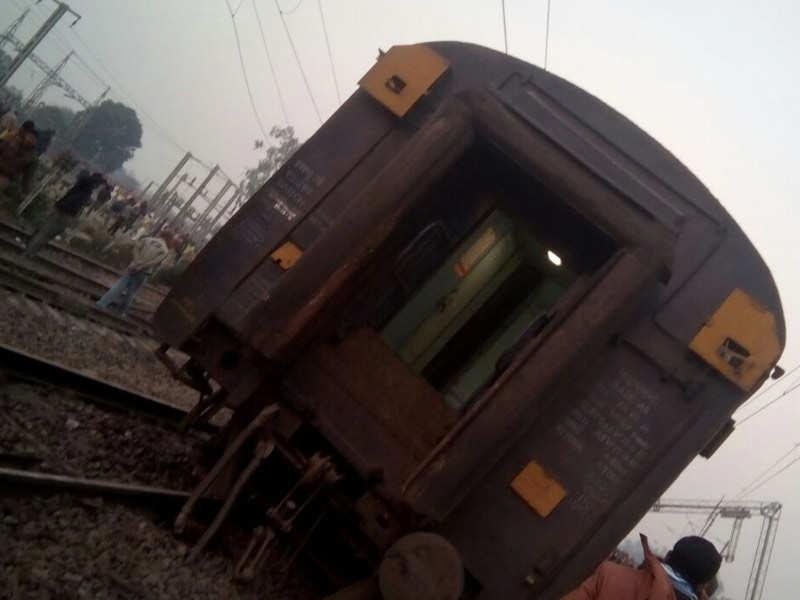 Kanpur Train accident: Sealdah-Ajmer express derails near Kanpur, 43