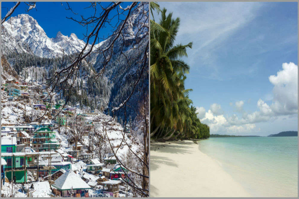 New Year's Special – Goa or Manali?