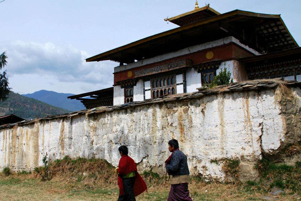 Druk Choeding Temple