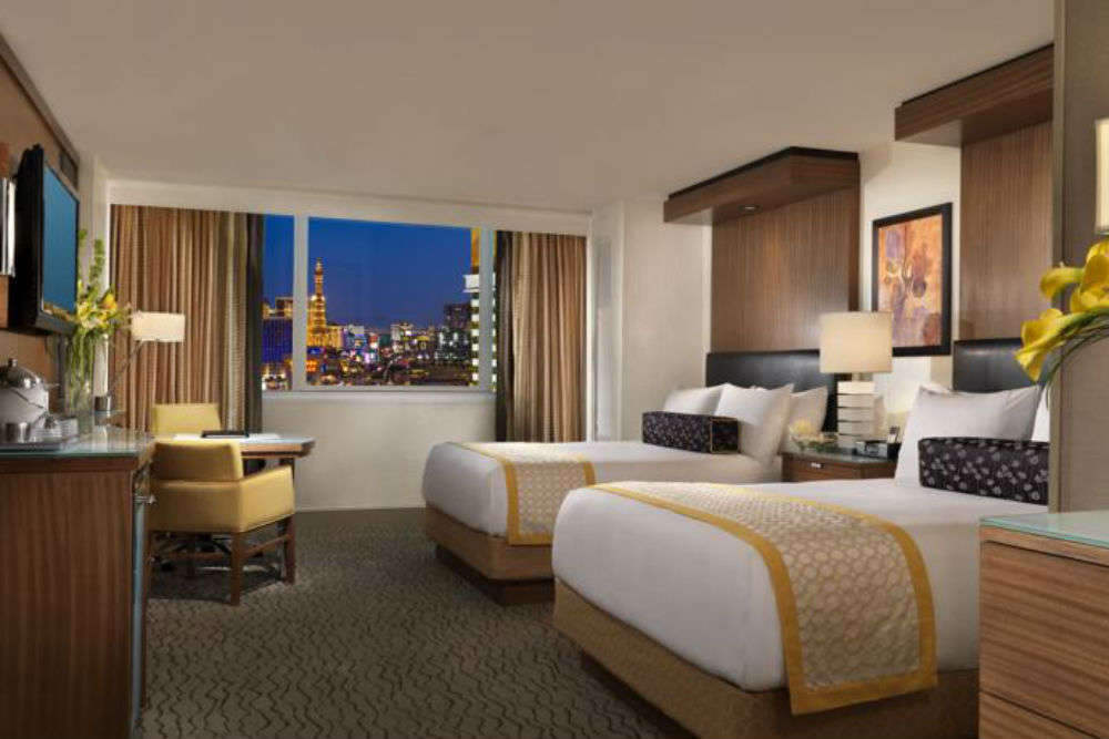Hotels in Las Vegas that offer luxury at reasonable prices
