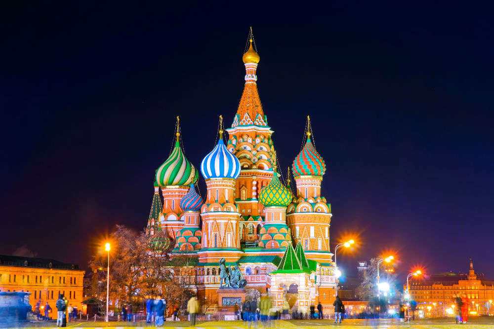 Best weekend trips from Moscow
