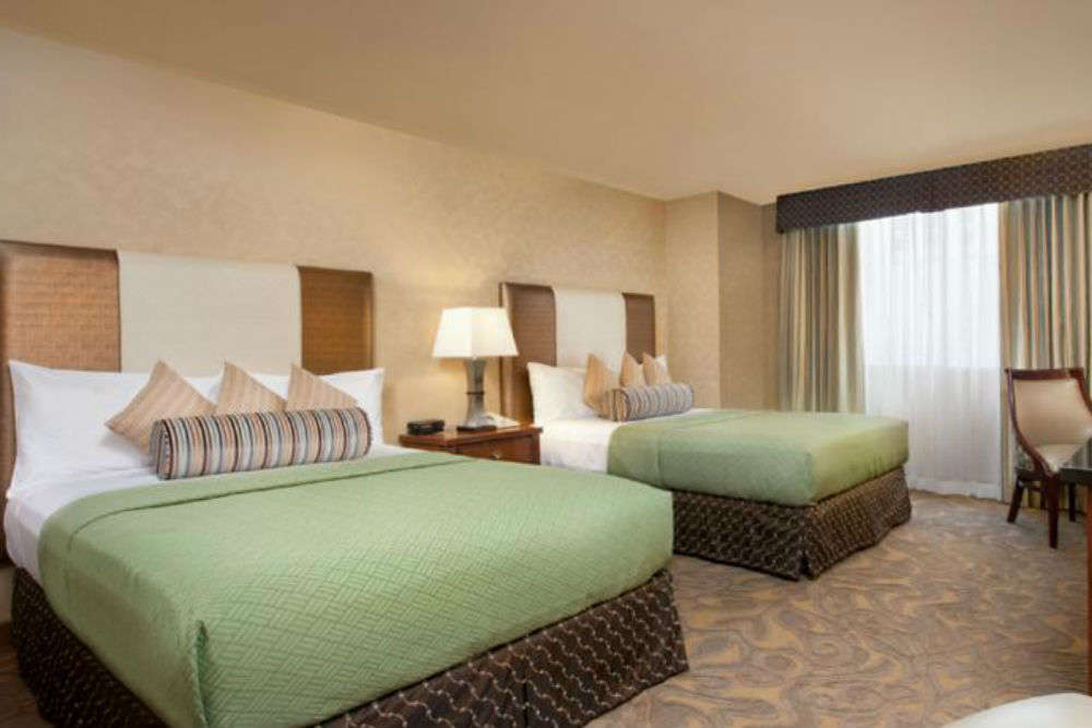 Budget hotels in Las Vegas that promise modern amenities