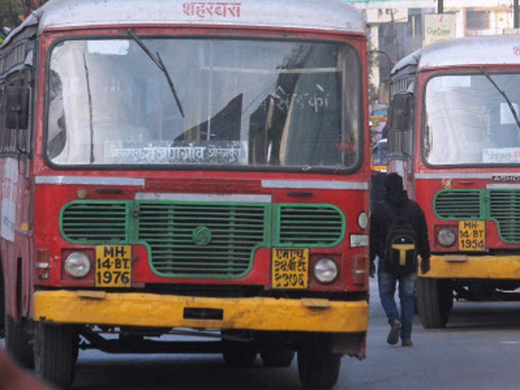 Maharashtra State Road Transport Corporation Maharashtra State Transport Buses Restored In