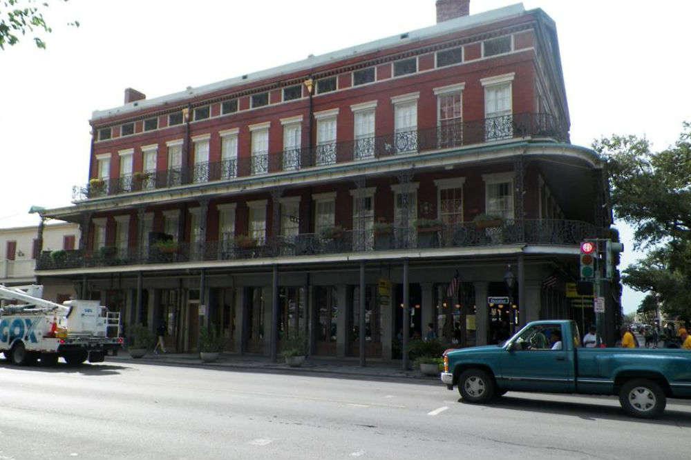 Pontalba Apartments