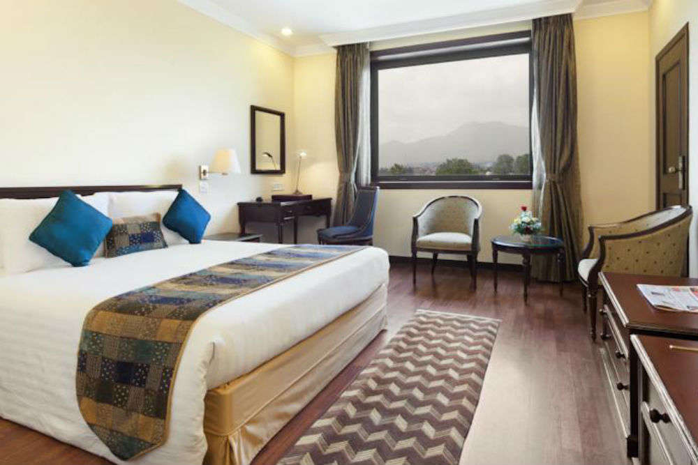 Nestle amid nature and comfort in the luxury hotels in Kathmandu