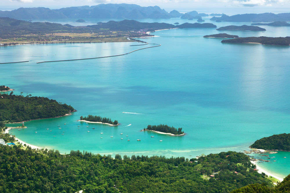 48 hours in Langkawi