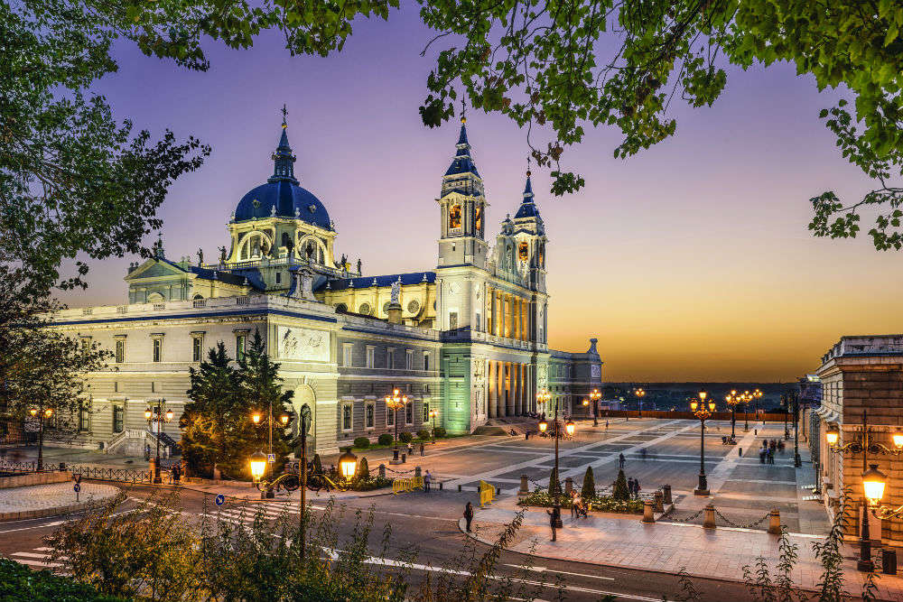 48 hours in Madrid