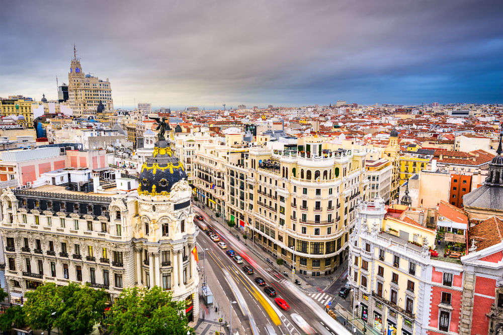 This is how you spend 24 hours in Madrid