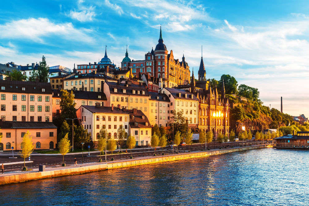 Best weekend trips from Stockholm