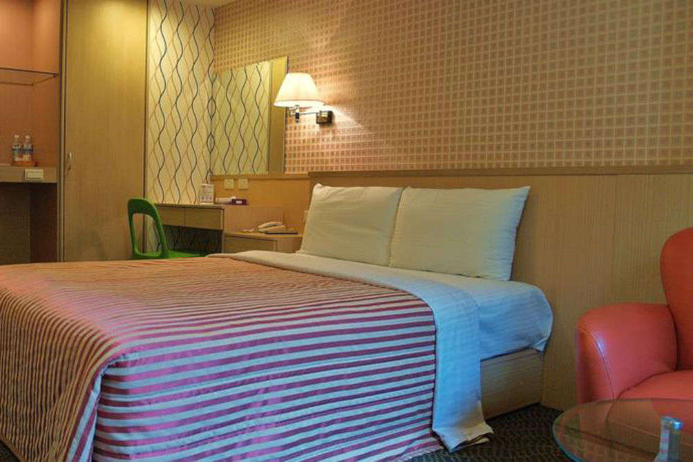 Hotels in Taipei that offer comfortable rooms at highly affordable prices