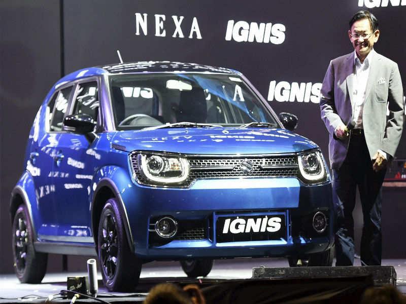 maruti: Maruti Suzuki aims to break traditional car segments ...