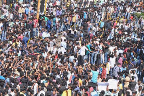 Jallikattu protests: Matter is in court, PM tells