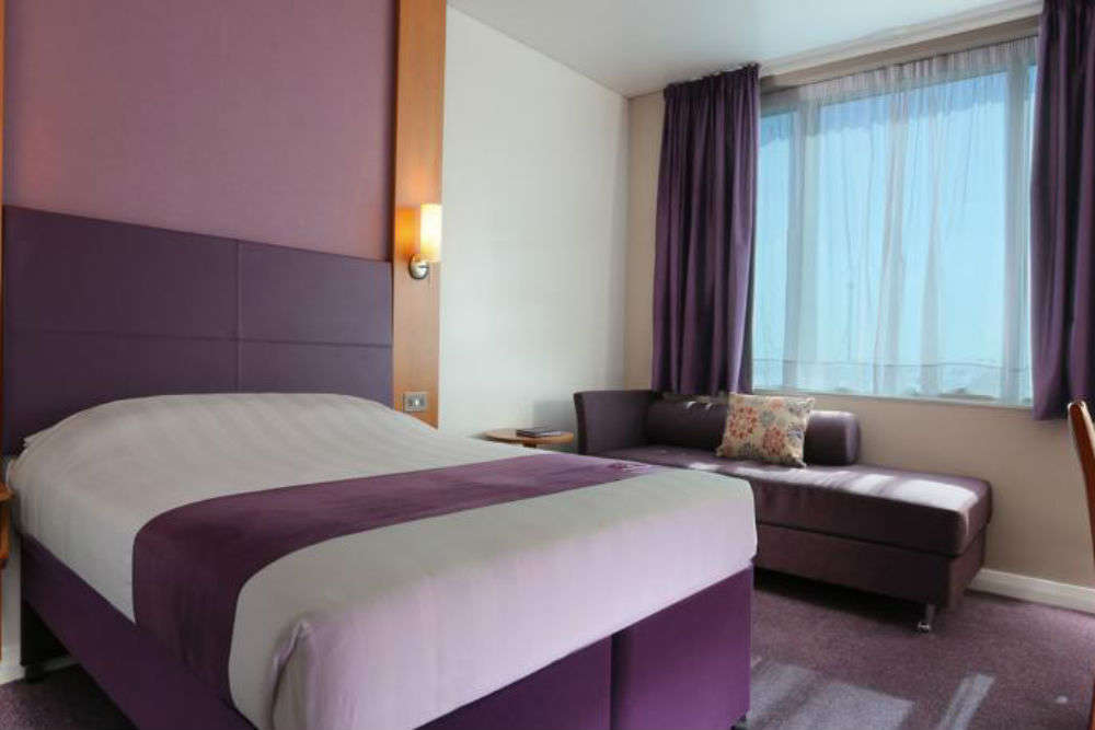 Premier Inn Abu Dhabi International Airport Hotel