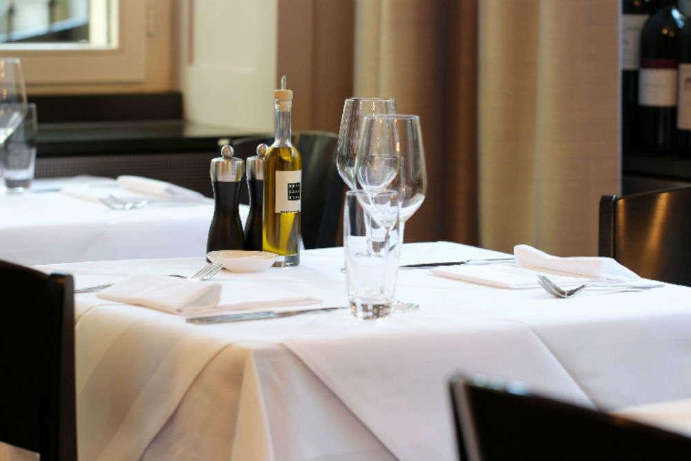 Spending fine on fine dining restaurants in Zurich!