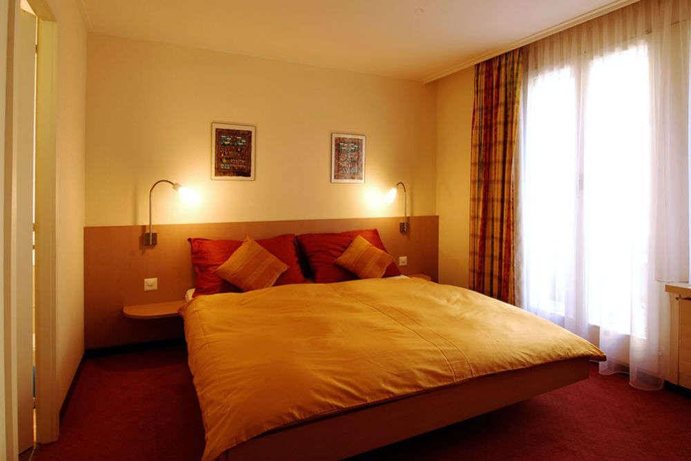 Go cost effective in the budget hotels in Interlaken
