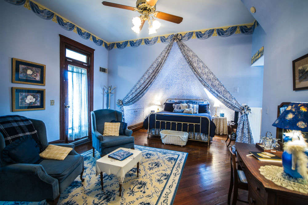 B&Bs in Atlanta that are like boutique apartments!