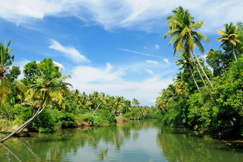 Backwaters & more—alluring weekend getaways near Thekkady