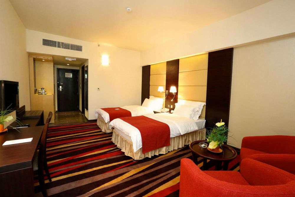 Go cost-effective in the budget hotels in Abu Dhabi