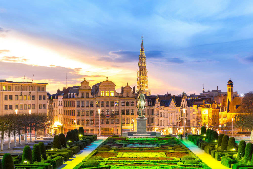 Weekend breaks from Brussels a globetrotter can't affort to miss