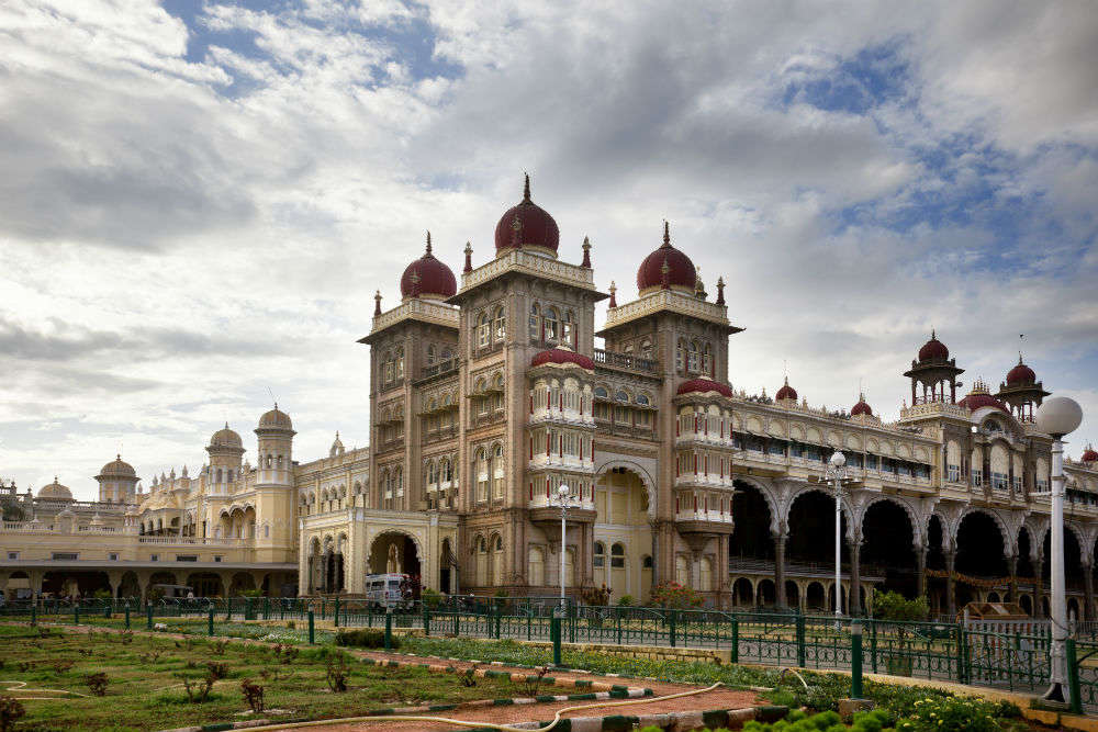 48 hours in Mysore