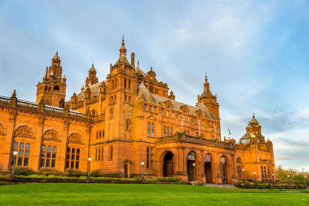 Glasgow School of Art Walking Tour