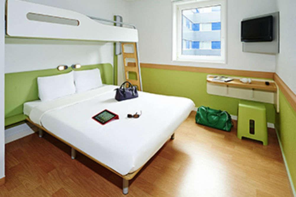 Hotel ibis budget Zurich City West
