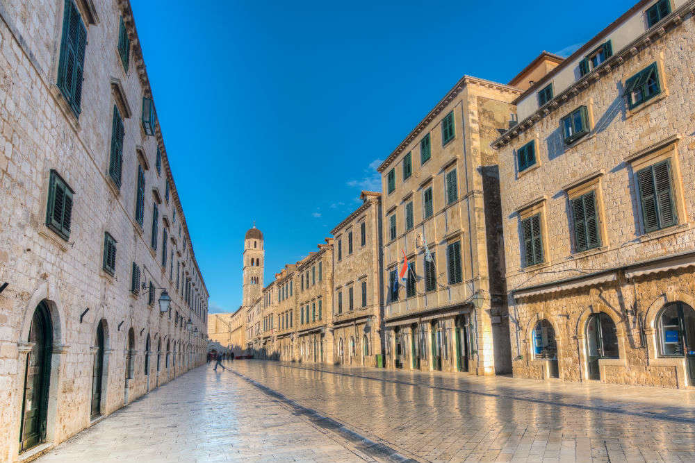 9 places to see in Dubrovnik