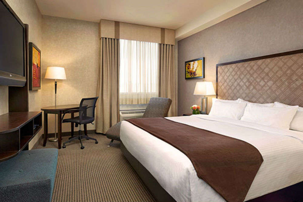 Staying at Calgary's best mid-range hotels