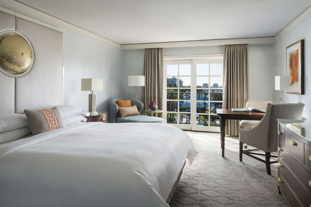 Spectacular luxury hotels of Los Angeles