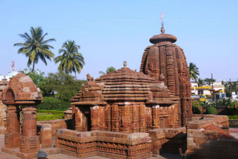 Jaleswar Siva Temple Precinct