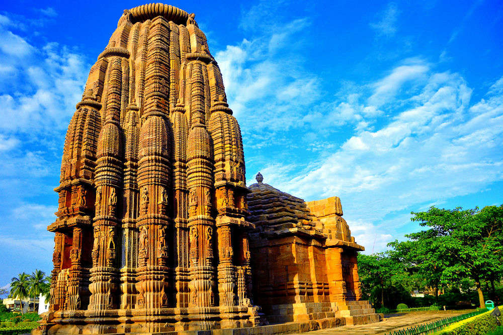Temple tour in Bhubaneshwar