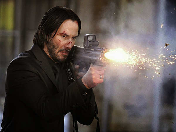 John Wick Chapter 2 Review If Youre In The Mood For Blood