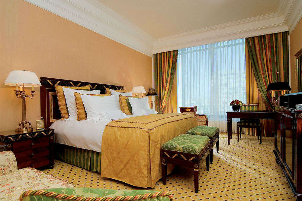 Explore a new world of comfort in the luxury hotels in Moscow